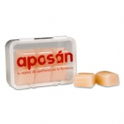 Tapones oidos silicona - aposan (6 unidades)